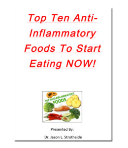 Top Ten Antiinflammatory foods final