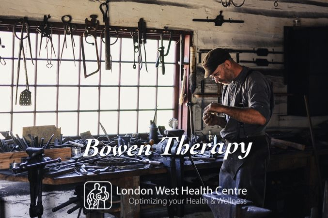 Bowen therapy for men in london ontario
