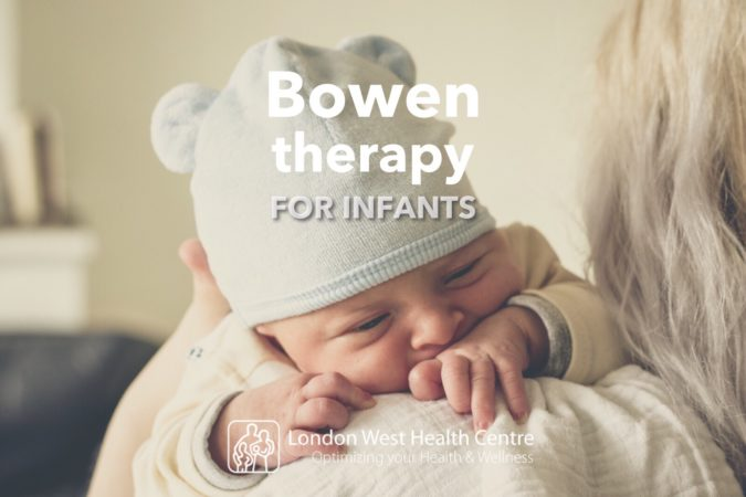 bowen therapy for infants in London Ontario