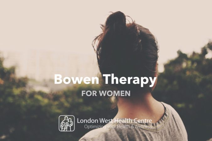 Bowen therapy for women and Rheumatoid Arthritis