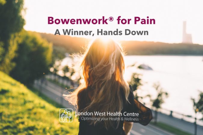 Bowenwork for Pain: London Ontario Bowen Therapy